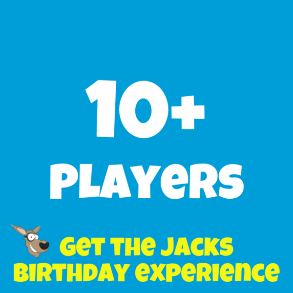 10 player birthday party
